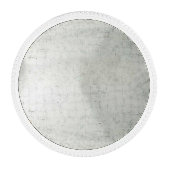 Large Round Bobbin Mirror MI235212
