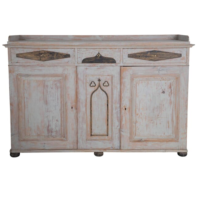 SWEDISH EMPIRE STYLE BUFFET BU113606