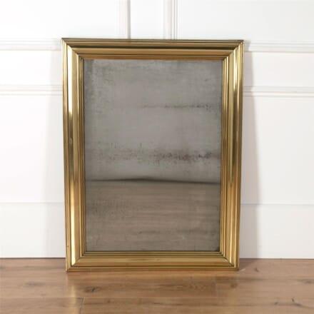 Brass Bistro Mirror MI4362152
