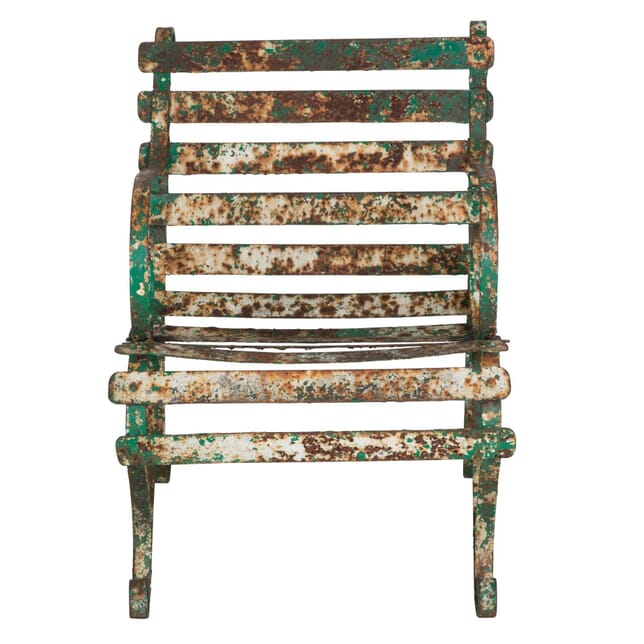 19th Century French Garden Chair GA207295