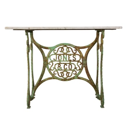 Jones & Co. Conservatory Table GA1558238