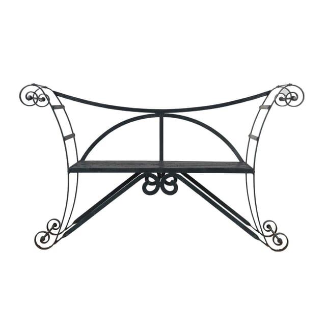 20th Century Metal Bench GA2055758