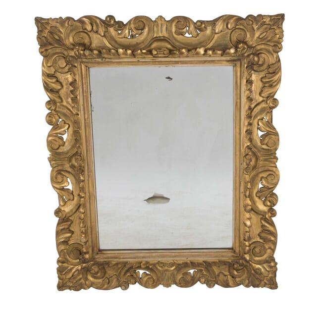 Italian Gilt Mirror MI7460517