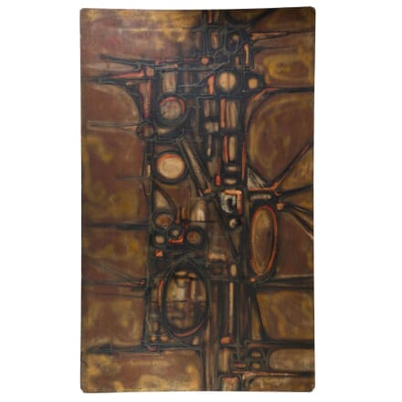 Large Abstract Work WD067473