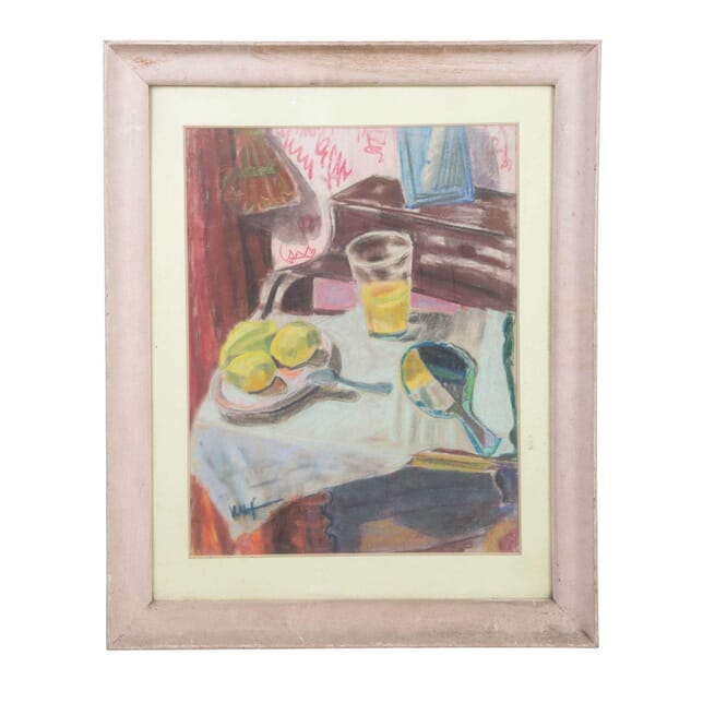 1930s French Still Life WD0113353