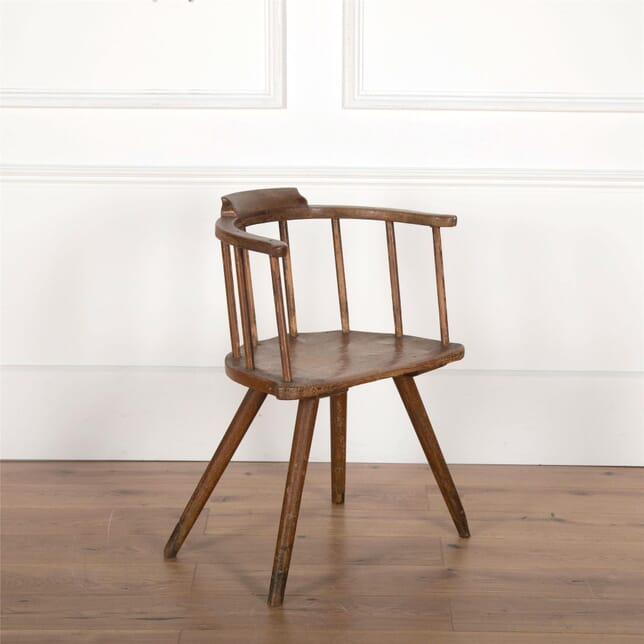 Small Bow Backed Chair CH5561760