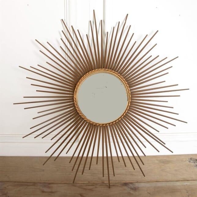 Large Sunburst Mirror by Chaty Valluris MI6061320