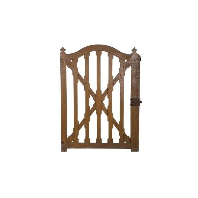 French Nursery Gate In Original Scumble GA202847
