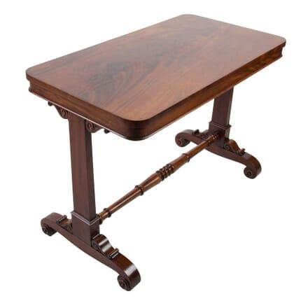 Regency Mahogany Centre Table TC0313612