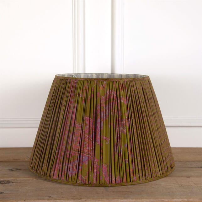 60cm Green and Pink Lampshade LS6661349