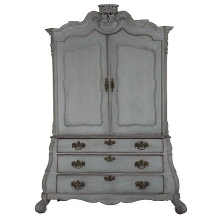 18th Century Dutch Linen Press BU043424