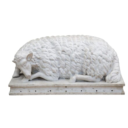 20th Century Sheep Statue GA1957415