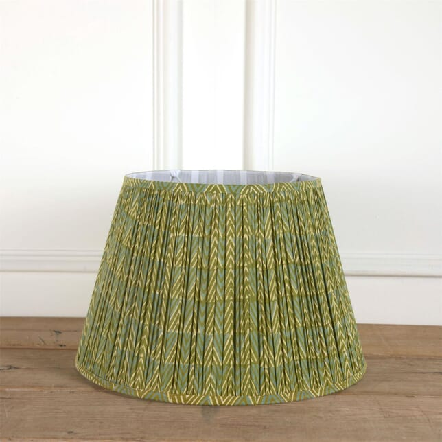 50cm Green & Blue Lampshade LS6661356