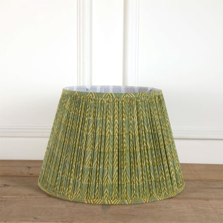 50cm Green & Blue Lampshade LS6661356