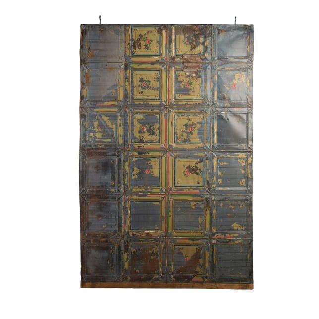 19th Century Zinc Panel OF6057452