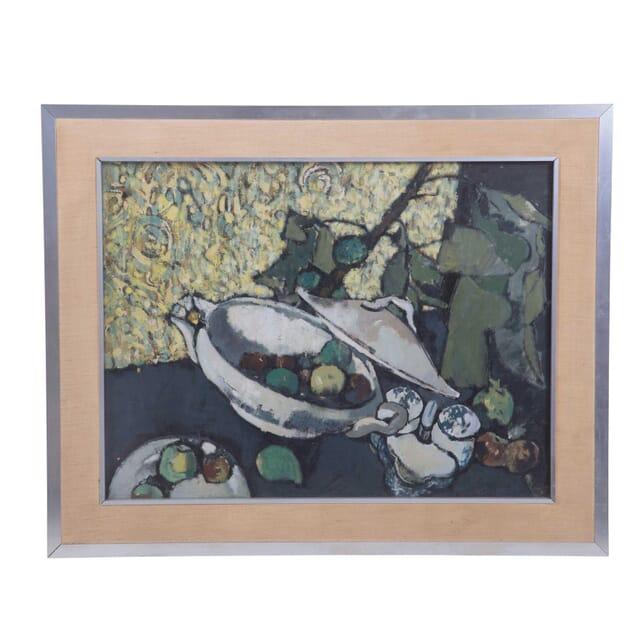 1970s Italian Still Life Oil painting WD7359908