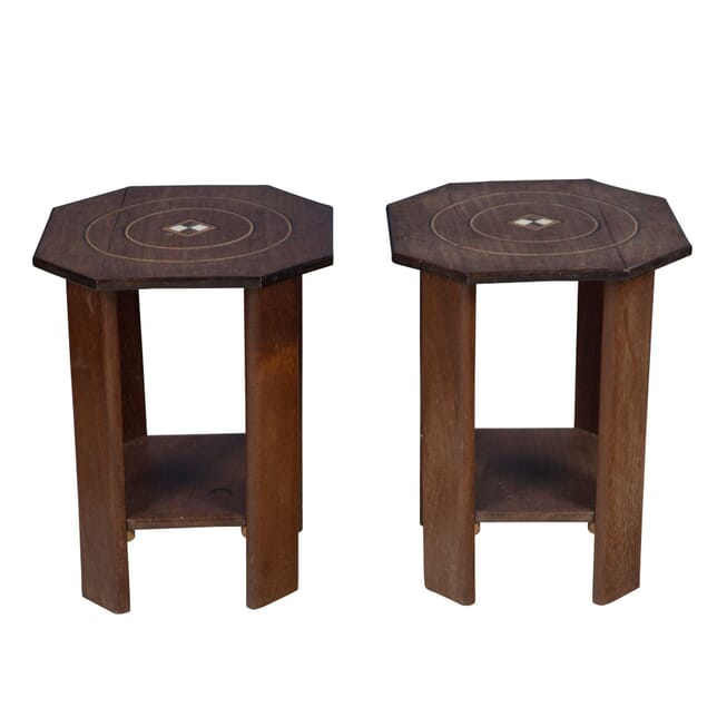 Pair of Anglo Indian Lamp Tables TS2357648