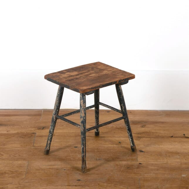 Small Painted Side Table TC287366