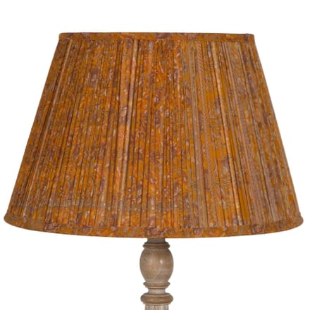 45cm Orange Silk Lampshade LS6657488