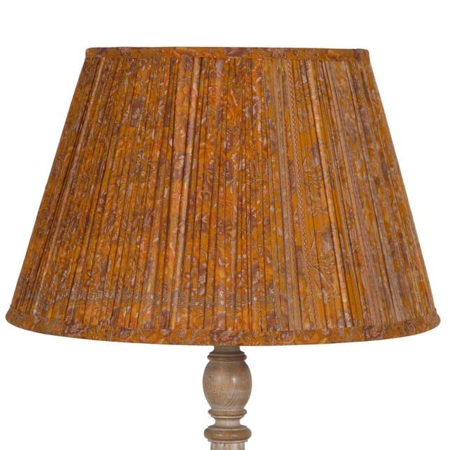 45cm Orange Silk Lampshade LS6657488