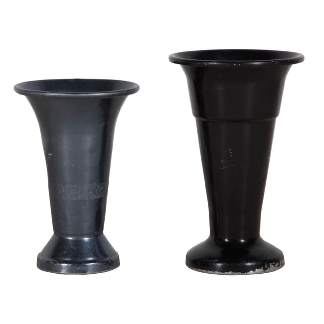 Two Metal Vases DA026245