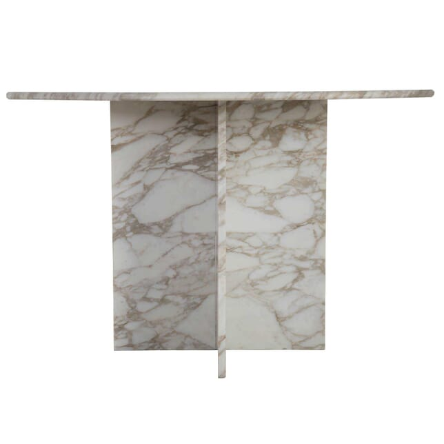 Italian Marble Console Table CO2210421