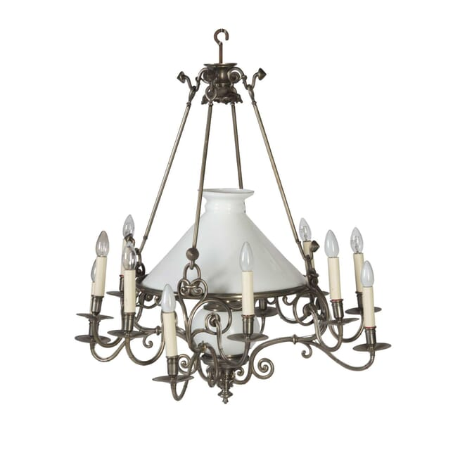 Silvered Bronze Chandelier LC5456697