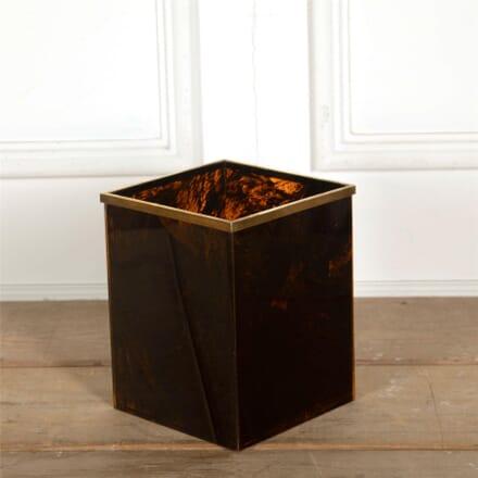 Dior Attributed Waste Paper Basket OF157722