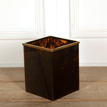 Dior Attributed Waste Paper Basket OF157722