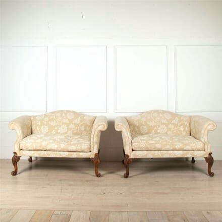 George II Style Sofas SB0560942