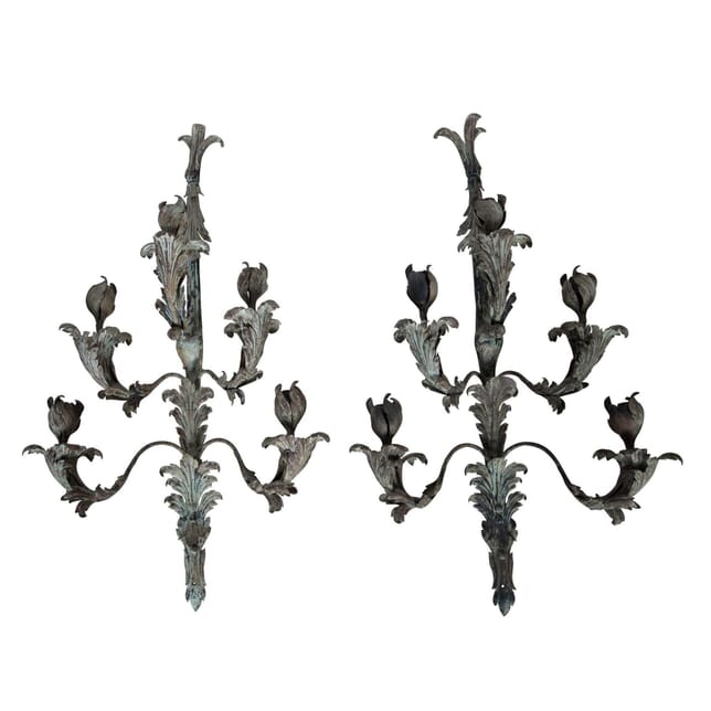 Pair of 19th Century Wall Sconces LW0253830