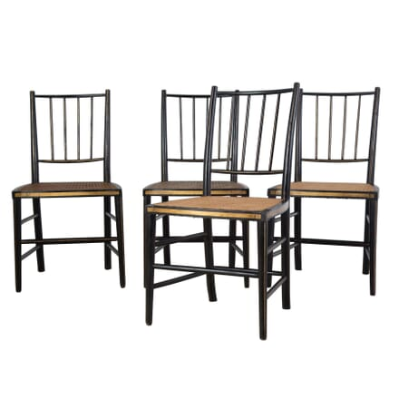 Set of Six Regency Revival Chairs CH2554769