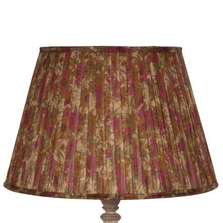 50cm Plum Silk Lampshade LS6657550
