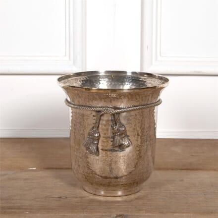 Vintage Silverplate Champagne Bucket DA1561906