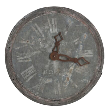 French 19th Century Clockface DA0258434