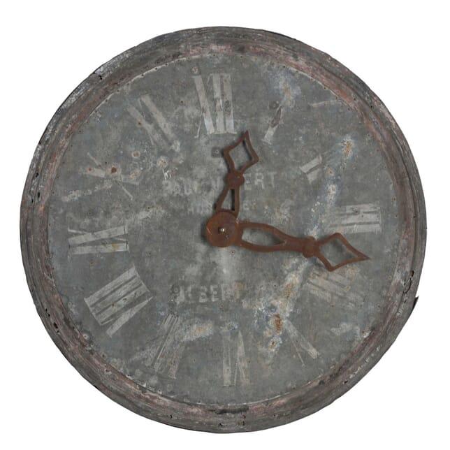 French 19th Century Clockface DA0258434