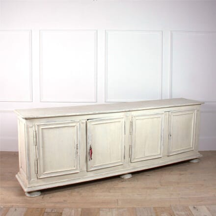 Painted French Enfilade BU997593