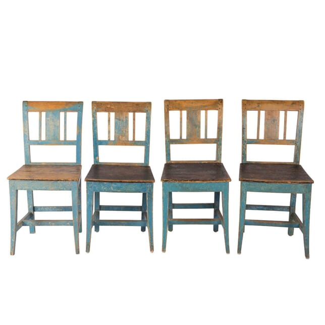 Set of Swedish Country Chairs CH0258312