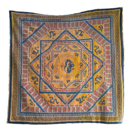 Square Tibetan Rug RT1753636