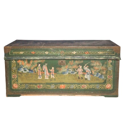 Large Painted Trunk OF5556058