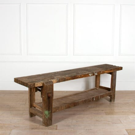 19th Century French Workbench OF717231