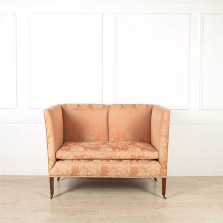 Small Edwardian Country House Sofa SB0560941