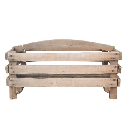 French Slatted Basket DA4455951