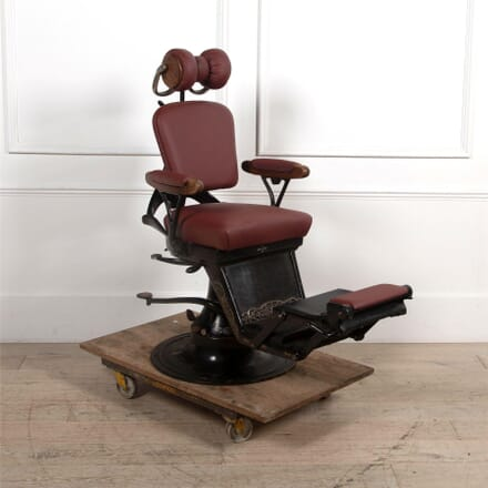 Early 20th Century Dentist Chair CH2562145