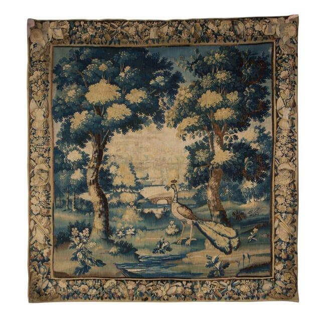 18th Century Aubusson Verdure Tapestry RT2811822