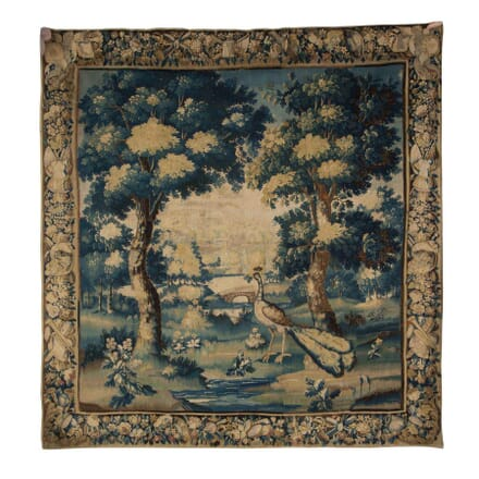 18th Century Aubusson Verdure Tapestry RT2811822