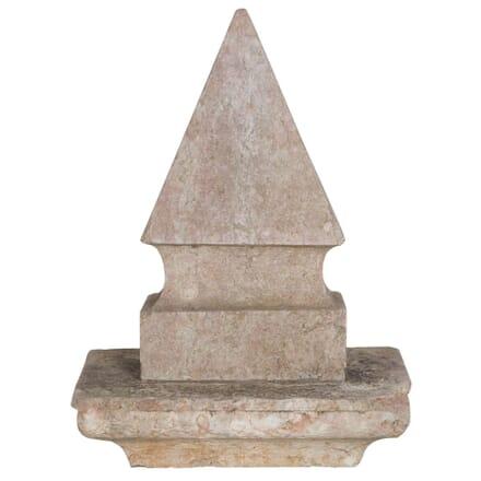 Pair of Italian Marble Obelisks DA022563
