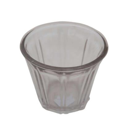 French Cone Shaped Glass Jam Jar DA4454969
