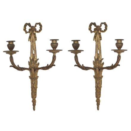 Pair of Bronze Appliques LW153666