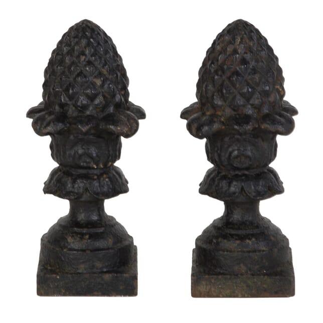 19th Century Pair of Pineapple Finials DA208661